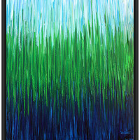 :: Sea Grass :: Stretched Canvases by GaleStormArtworks | Nuvango