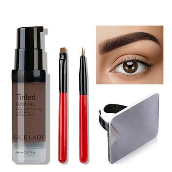Waterproof Eyebrow Henna Makeup Enhancer