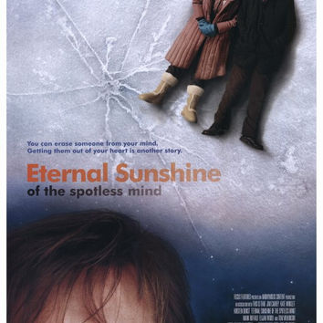 Eternal Sunshine of the Spotless Mind 11x17 Movie Poster (2004)