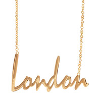 ASOS | ASOS London Necklace at ASOS