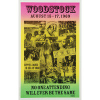 Woodstock - Billboard