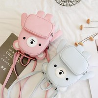 Mini Bear Backpacks