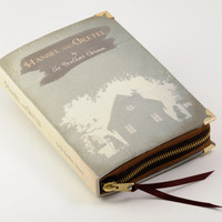 Brothers Grimm Hansel and Gretel Book Clutch