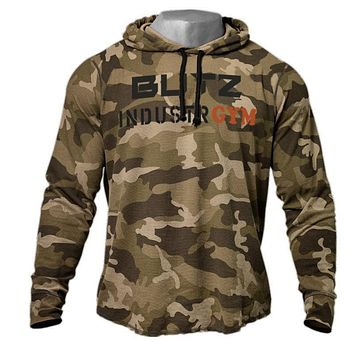 2018 New Fashion Men Muscle Gyms Bodybuilding Sporting Workout Hoodie Fitness Jackets Pullover Sweatshirt Coat Clothes