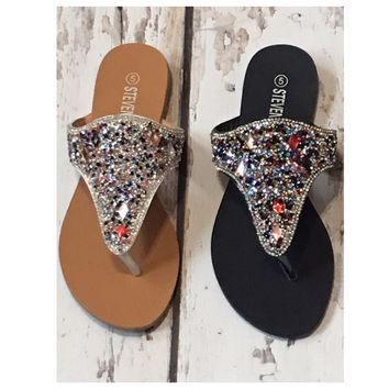 e245477d4 Best Jeweled Sandals Products on Wanelo