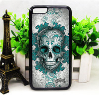 Sugar Skull iPhone 6 | 6 Plus | 6S | 6S Plus Cases haricase.com