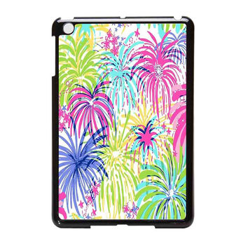 Lilly Pulitzer Sparkly Flying iPad Mini Case