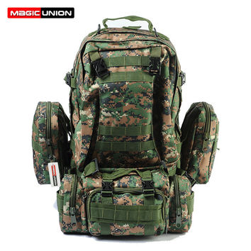 70L Ultra Capacity Tactical/Hiking Rucksack