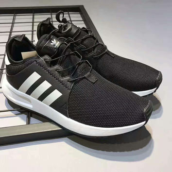 Adidas Originals X_PLR Simple NMD Casual Sneakers Black/White