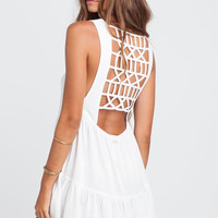Billabong - Out at Sea Dress / Cool Whip