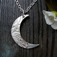 gypsy moon pendant