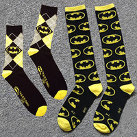 Cotton Batman Socks