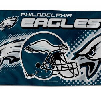 NFL Philadelphia Eagles flag Helmet Edition banner 3x5ft digital print polyester sports decoration
