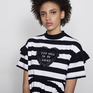 Lazy Oaf Used To Be Weird Dress - Everything - Categories - Womens