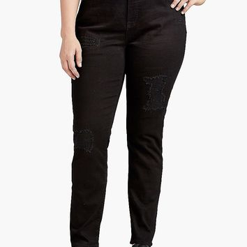 Lucky Brand Emma Straight Womens Straight Jeans
