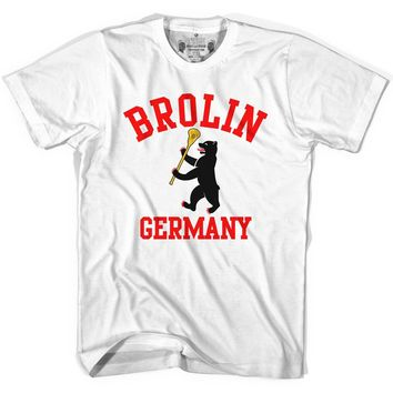 Brolin Germany Lacrosse T-shirt