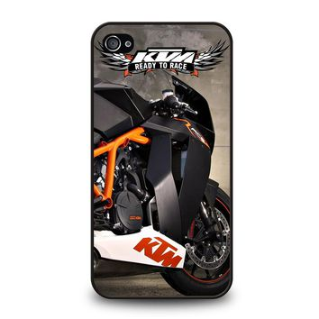 KTM READY TO RACE 4 iPhone 4 / 4S Case