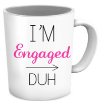 I'm Engaged engagement