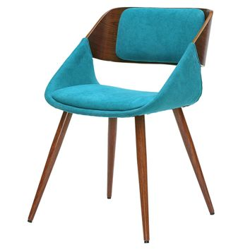 Mirabell Accent Chair SANTORINI TEAL