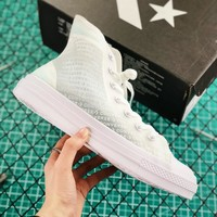 Converse Chuck Taylor All Star Candy Coated High Transparent White - Best Online Sale