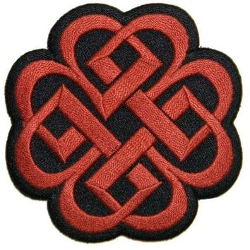 Breaking Benjamin 4Bs Logo Music Band Embroidered Iron On Patch p1556