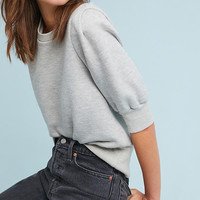 Current/Elliot Pleated Sweatshirt