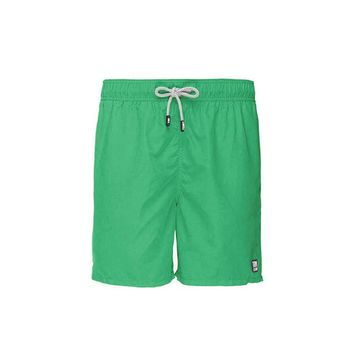 Tom & Teddy Trunks Green Apple