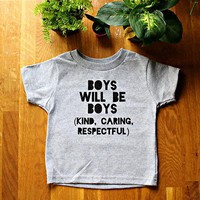 2017 Cute Newborn Baby Kids Boys Summer Casual Short Sleeve T Shirts Clothes