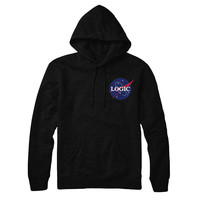 Logic The Incredible True Story Nasa Orbit Young Jesus Hip Hop Pull Over Hoodie