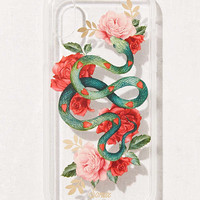Sonix Snake Heart iPhone X Case   Urban Outfitters