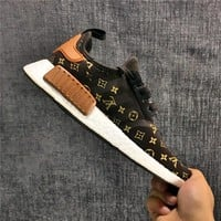Adidas NMD_R1 Supreme x Louis Vuitton  Sneakers