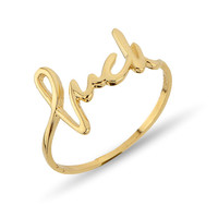F*ck You  925k Ring Set Sterling Silver Handmade Ring Rose Gold Yellow Gold DHL Express Fast Shipping