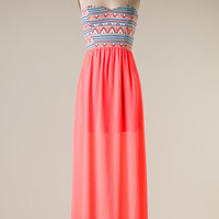 No Boundaries Maxi