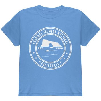 Channel Islands National Park Youth T Shirt