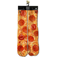 Odd Sox Pizza Crew Socks