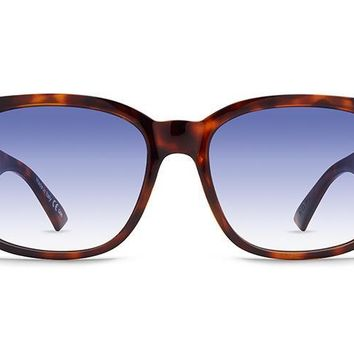 VonZipper - Howl Havana Tortoise Gloss Sunglasses / Navy Gradient Lenses