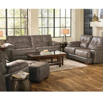 429600 - The Drummon Dusk Living Room Set - Brown
