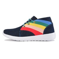 Y.R.U. for Women: Beem Hi Denim Sneaker