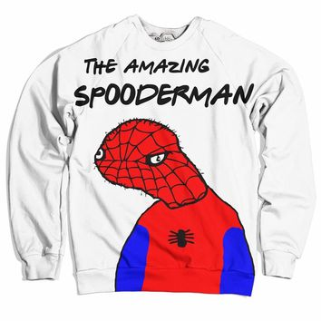 The Amazing Spooderman Sweater