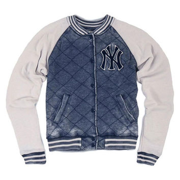 New York Yankees - Logo Brownstein Juniors Baseball Jacket