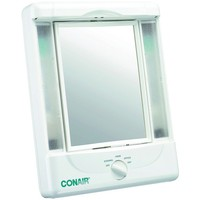 CONAIR TM8LX3 - 2-Sided Makeup Mirror with 4 Light Settings