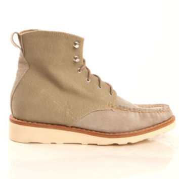Rag & Bone Moc Hi Boot in Tidal and Beige