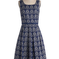 Pattern Designer Dress