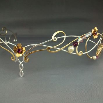 Lorien Bridal Circlet (Crown)