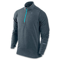 Men's Nike Element Shield Half-Zip Running Shirt
