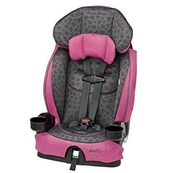 Chase Harnessed Booster Toddler Car Seat