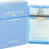Versace Man Cologne for Men by Versace