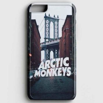 Arctic Monkeys City iPhone 6 Plus/6S Plus Case
