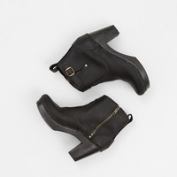 "Totokaelo - No. 6 Black 5"" Buckle Boot - $390.00"