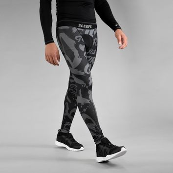 God First Tactical Tights for men